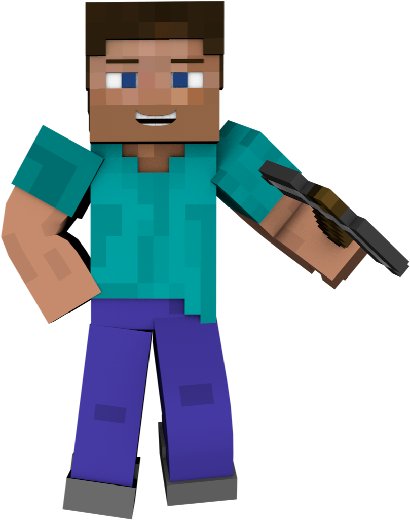Minecraft Skin Steve Alex Game Games Mojang Minecraft Skins Render Png Transparent Images Is Found On Pngtube Download It Free And Share It Wit Cobrizo