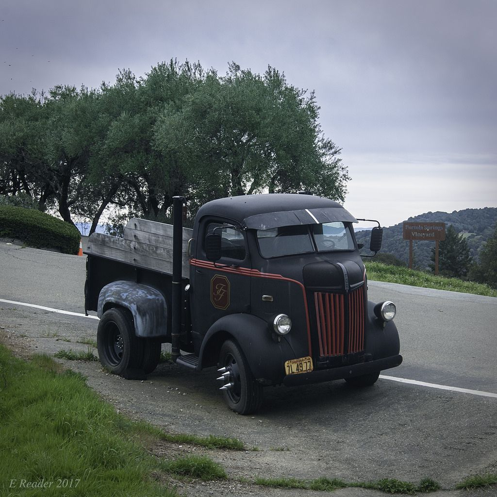 Vintage 1940\'s Ford COE Pickup (Greatest Paka Photography) Tags ...
