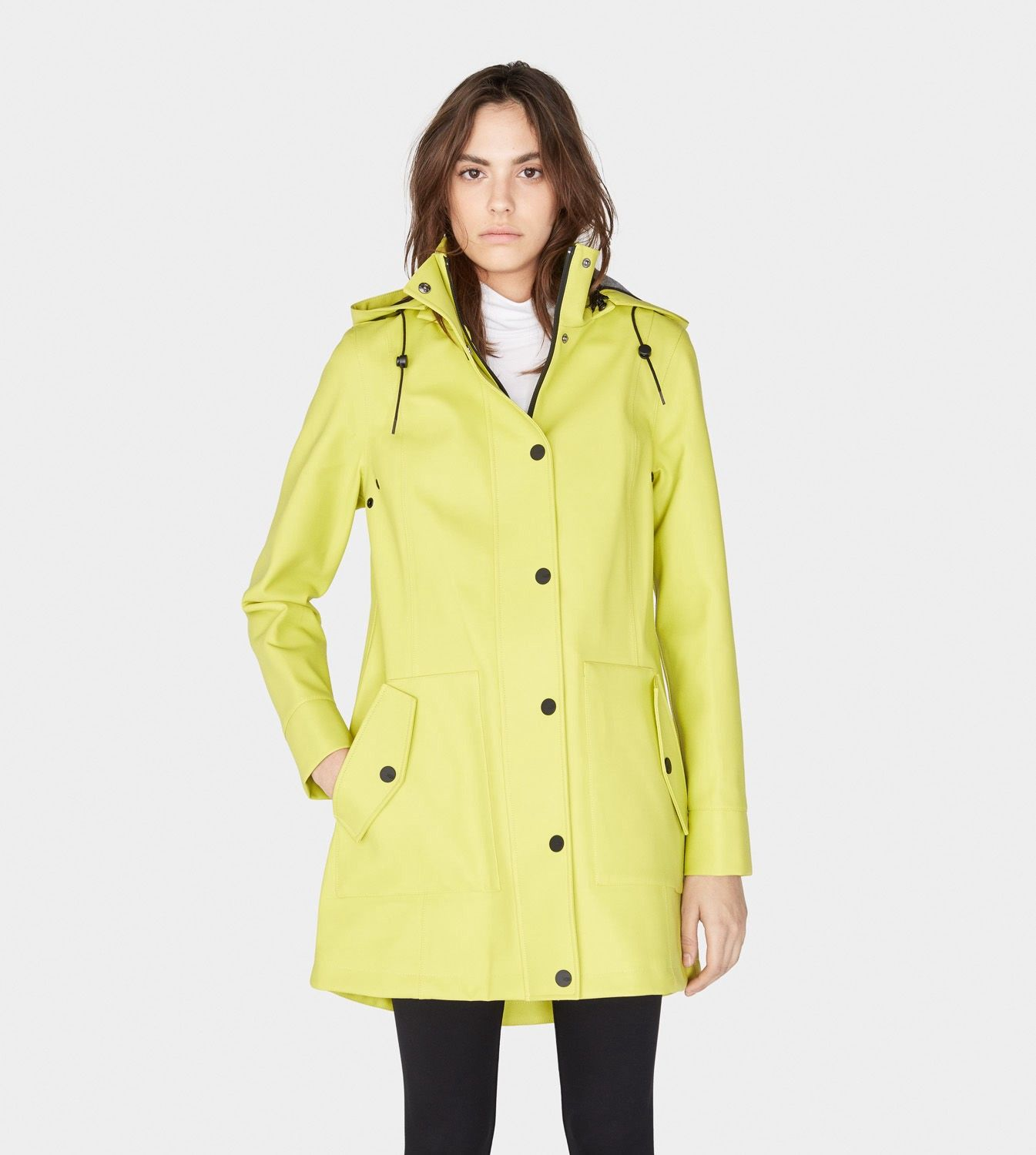e9f20f1c471e UGG WEATHER-READY RAIN JACKET.  ugg  cloth
