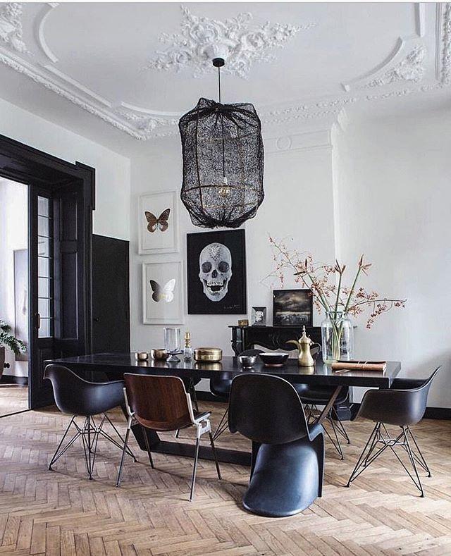 Nov 07, 2017 @ 1306 (Haute Inhabit) Interiors, Room and Dining