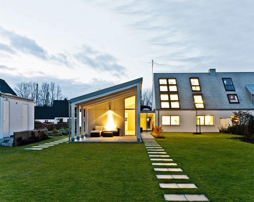 Nullenergiehaus: Modernisierter Altbau - Altbau - Hausideen, so ...