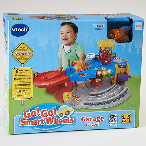 Vtech Go Go Smart Wheels Garage Playset Playset Vtech Smart
