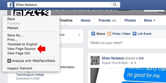 How To Check Who Always View Your Facebook Profile My Facebook