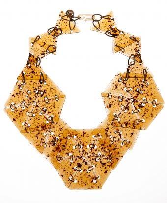 L-Attitude: Pectoral Necklace