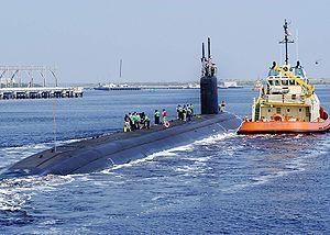 USS Jimmy Carter;USS Jimmy Carter (SSN-23), the third and last Seawolf-class submarine