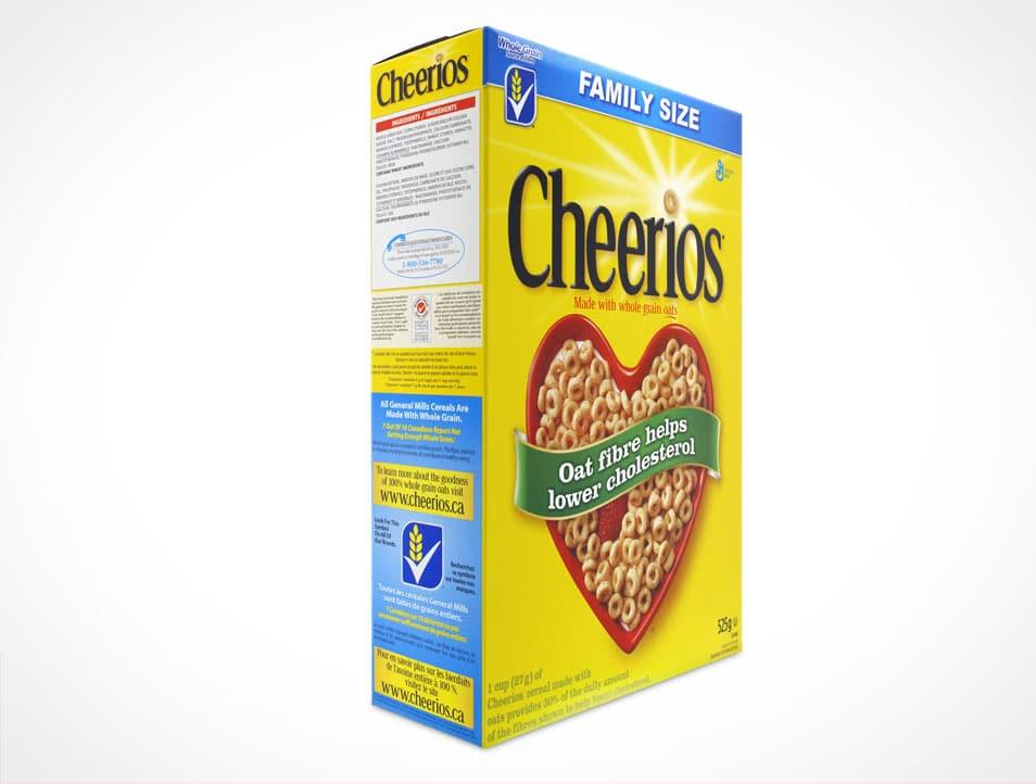 Cereal Box Mockup Box Mockup Free Mockup Templates Mockup