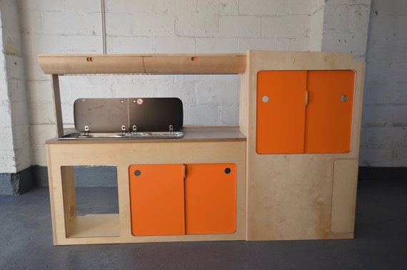 campervan conversion unit with appliances vw t5 t6 bulli pinterest ma einheiten m bel. Black Bedroom Furniture Sets. Home Design Ideas