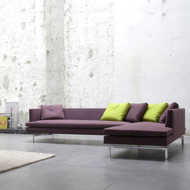 Canap stricto sensu didier gomez cinna mobilier contemporain mobilier de luxe for Mobilier contemporain luxe