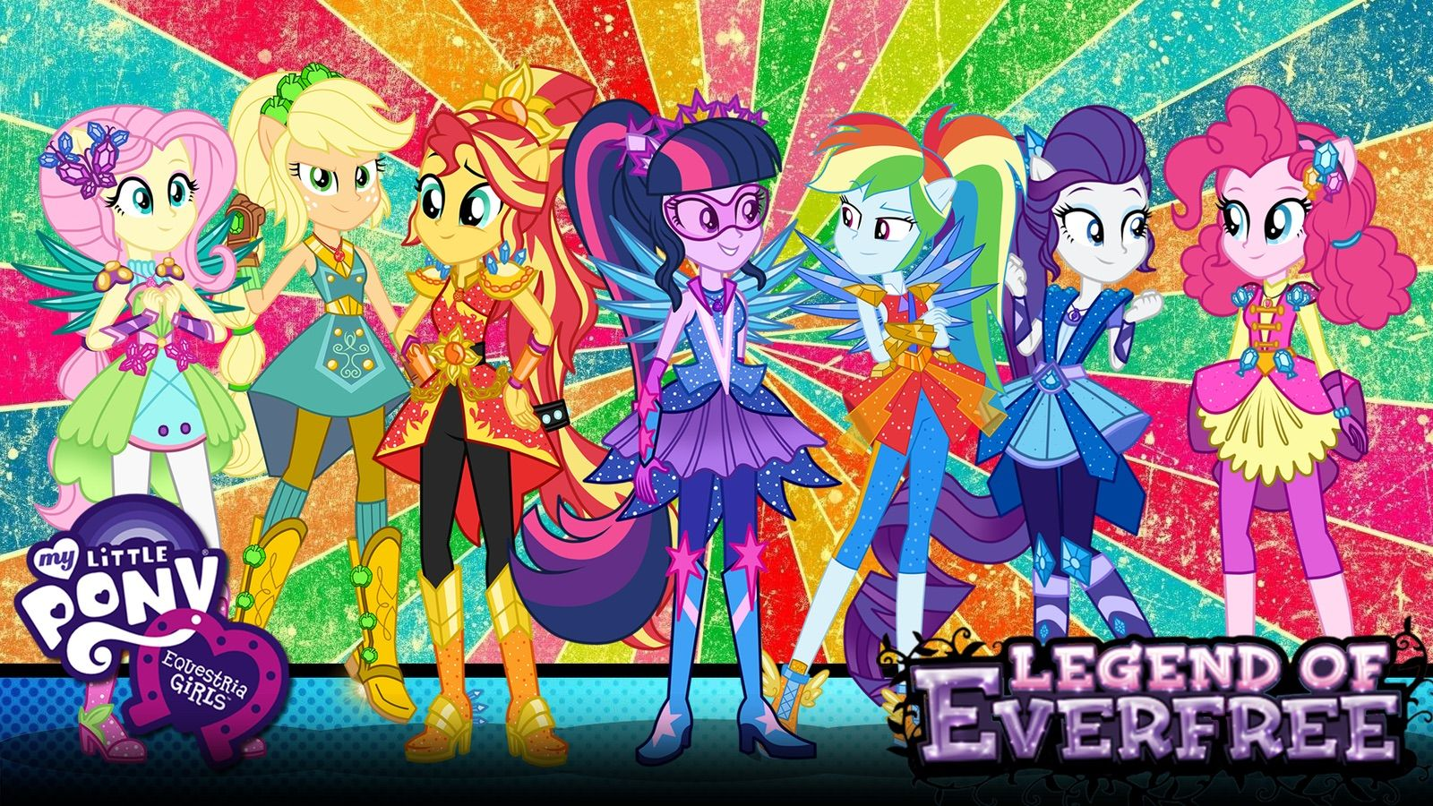 Wallpaper With Images My Little Pony Characters Mlp Equestria