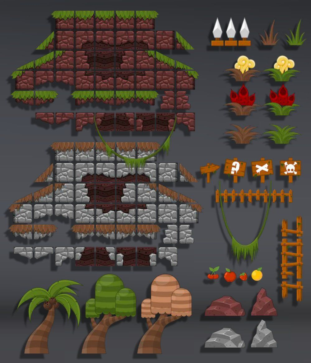 The Super Sprite Bundle: Royalty-Free Character Art for Games ...