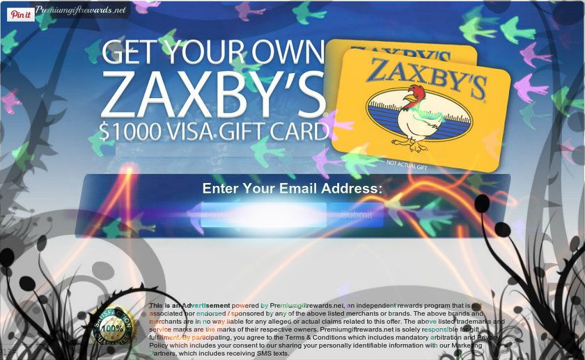 zaxby's gift card discounts