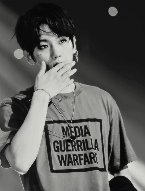 Bad Boy Baek Omgfg Exo Baekhyun Badboy Kpop Kai Chanyeol Sehun Xiumin Luhan Chen Suho Kris Tao Chanyeol Suho Baekhyun