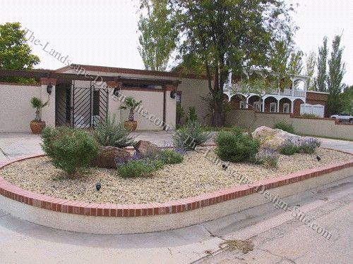 Circular Design Garden