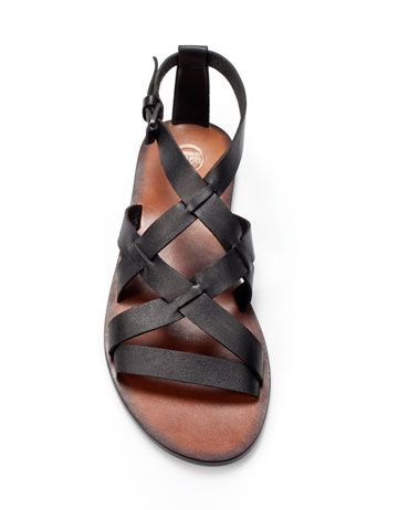 f2716861772 Literally in love with Roman Gladiator sandals! These are from Zara ...
