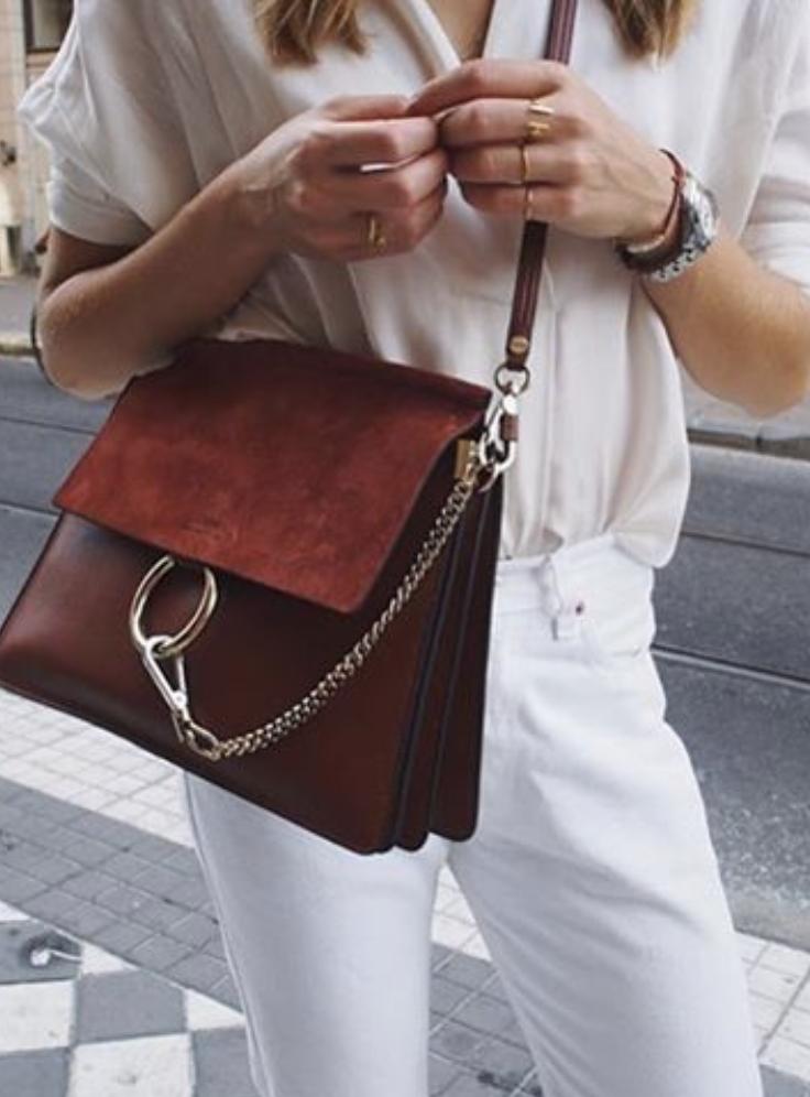 f99e01ea84a chloe faye | shoes + bags in 2019 | Fashion, Bags, Chloe bag