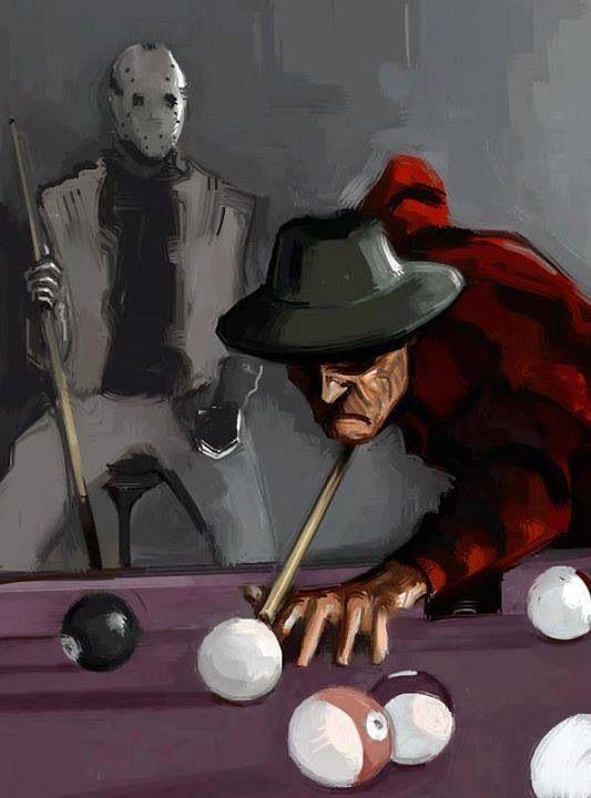Freddy Vs Jason Horror Villains Horror Characters