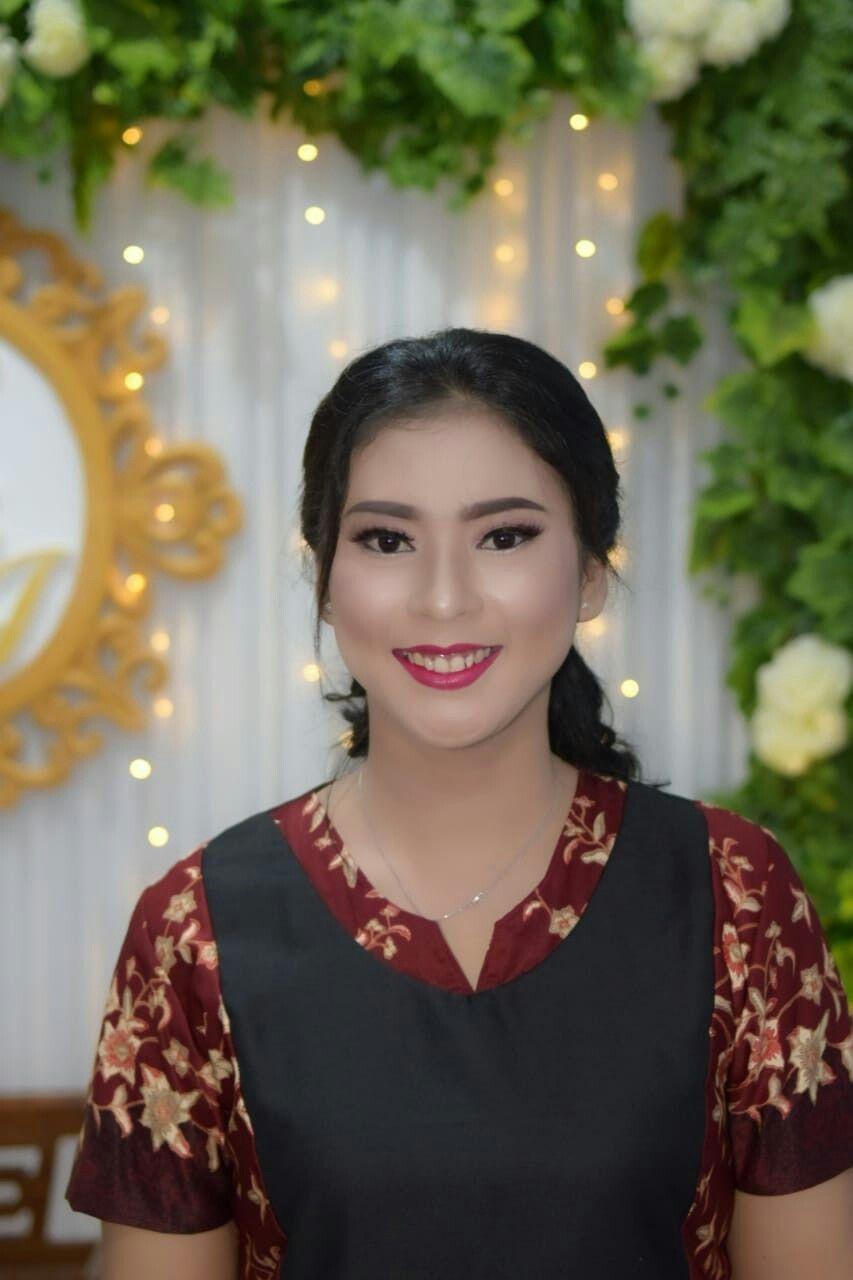 Sister Makeup Artist Mua Puja Flawless Natural Perias Sanggar Rias Pengantin Paes Manten Jogja Solo Putri Pe Pernikahan Pengantin Putri