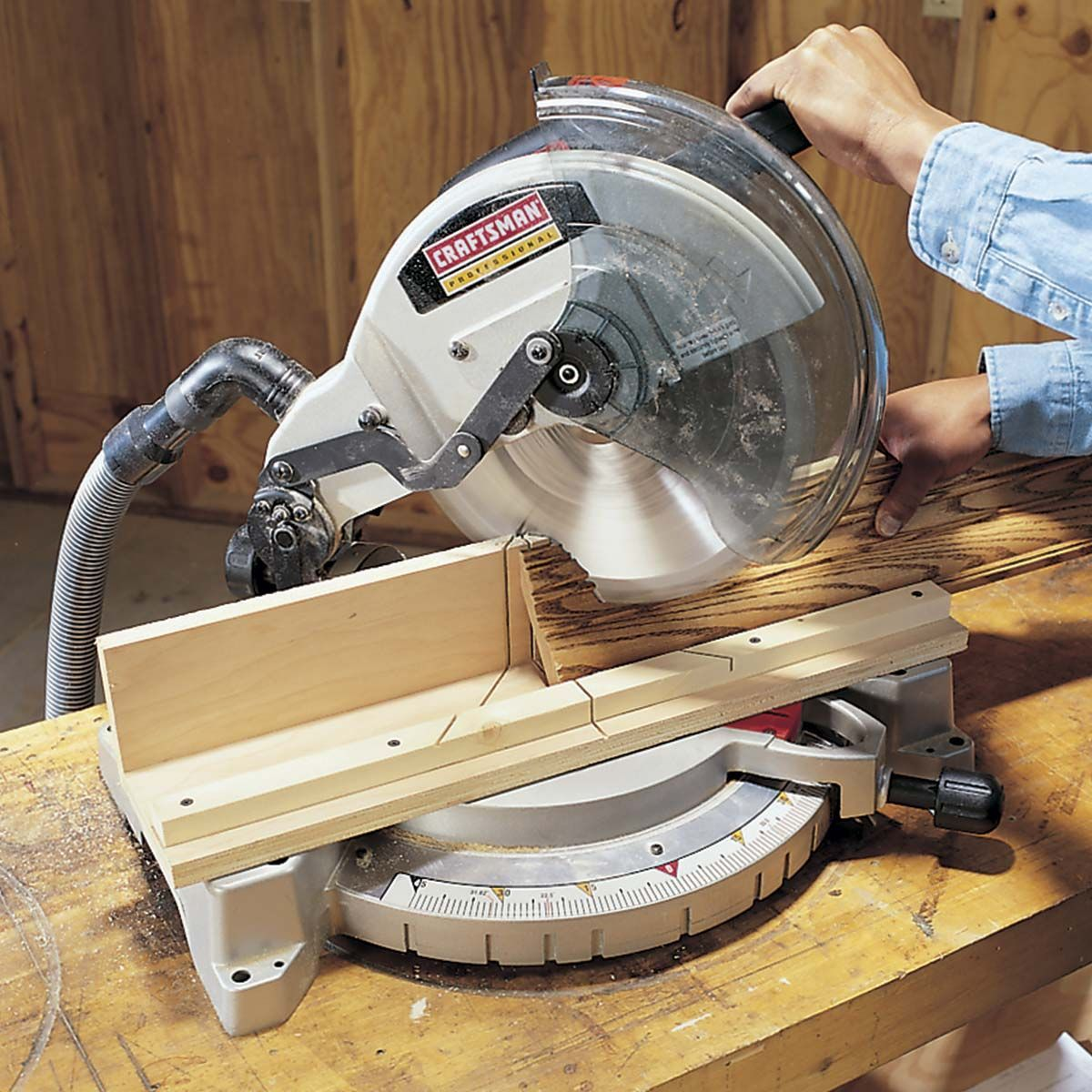 36 miter saw tips and tool reviews woodworking jigs