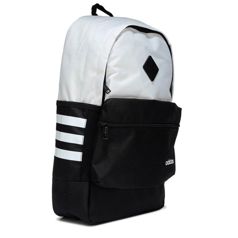a2b069c3d3 Adidas Neo Classic 3S Backpack Accessories (Neo White Black)