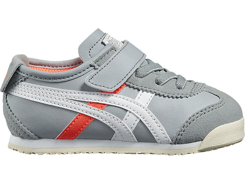 the best attitude 31ffd 2cb0d MEXICO 66 TS Kids Glacier Gray / White Onitsuka Tiger United ...