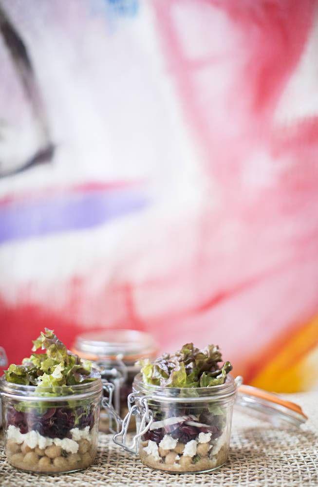 salad in a jar on domino.com