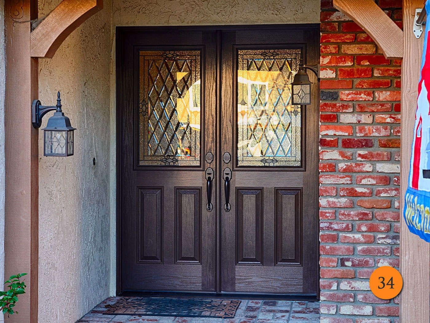 Front Door Leaded Glass Inserts Httpthewrightstuff