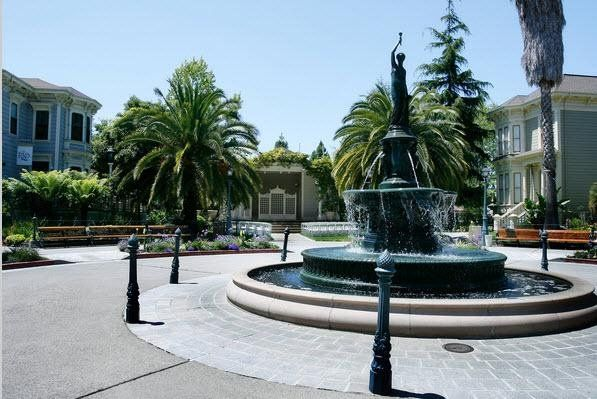 Preservation Park Oakland pinterest Feed