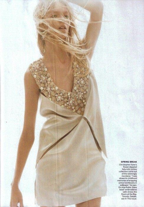 un vestido que parece oversize pero queda perfecto!