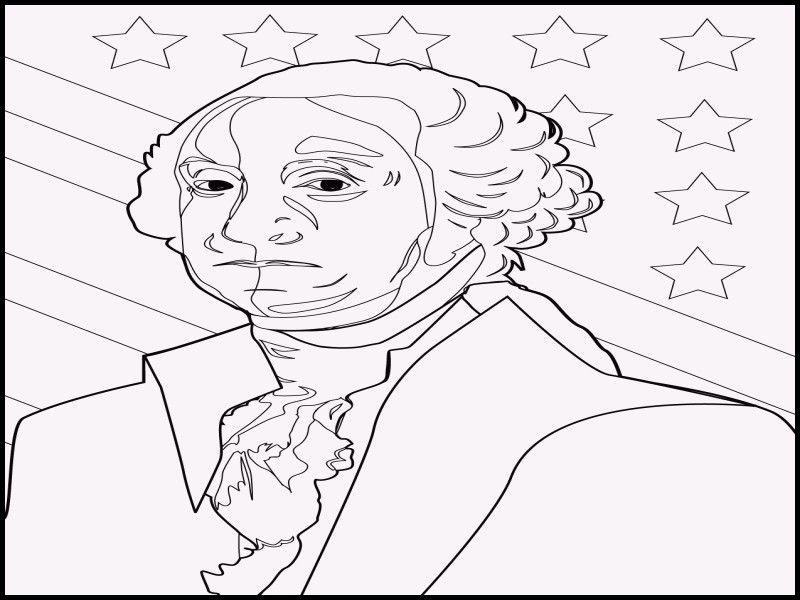 Beautiful How To Draw George Washington