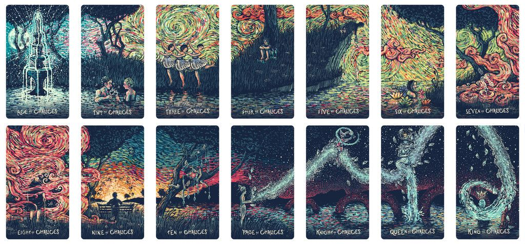 About the deck the prisma visions tarot prisma visions