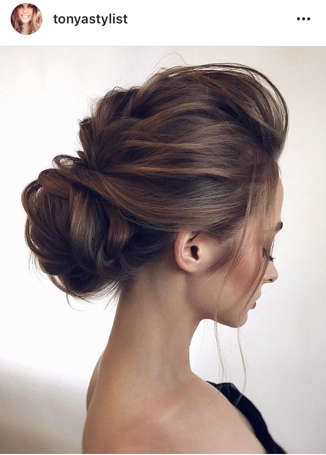 Messy Updo Hairstyles Endearing Pinroxana Alexandra On Hair  Pinterest  Hair Style Updos And Updo