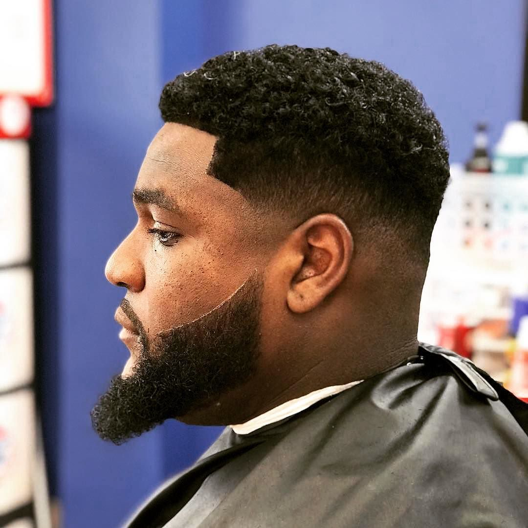 45++ Jersey fade haircut ideas