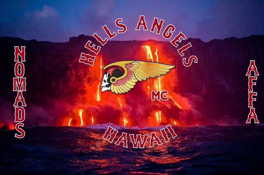 Enter Site | Hells Angels Hawaii Nomads, Hawai, USA