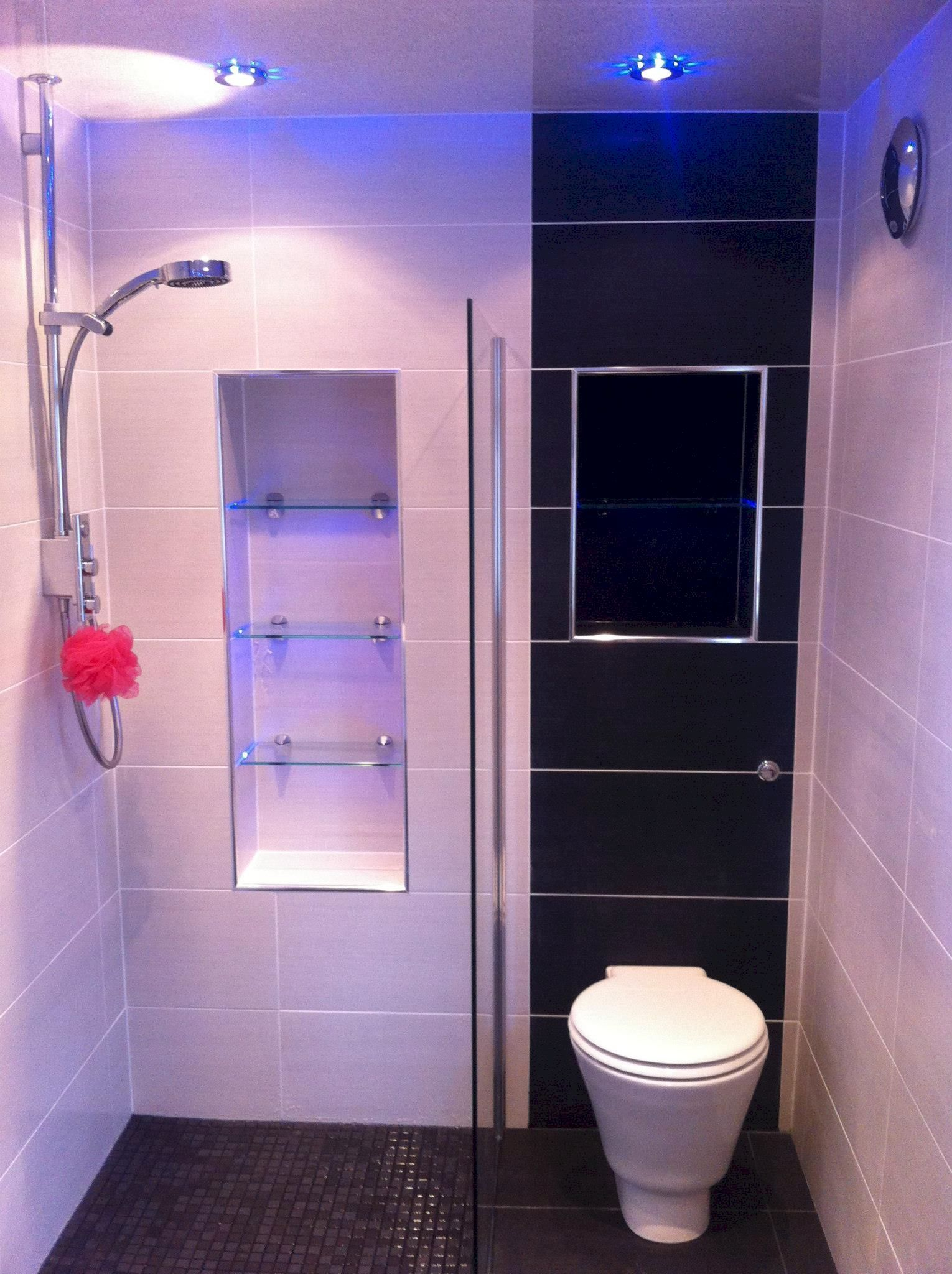 50 Stunning Wet Room Design Ideas #wetrooms