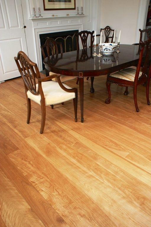 Heartwood Birch Flooring Wide Plank Birch Floors Sawmill Direct Birch Floors Flooring Wood Floors Wide Plank