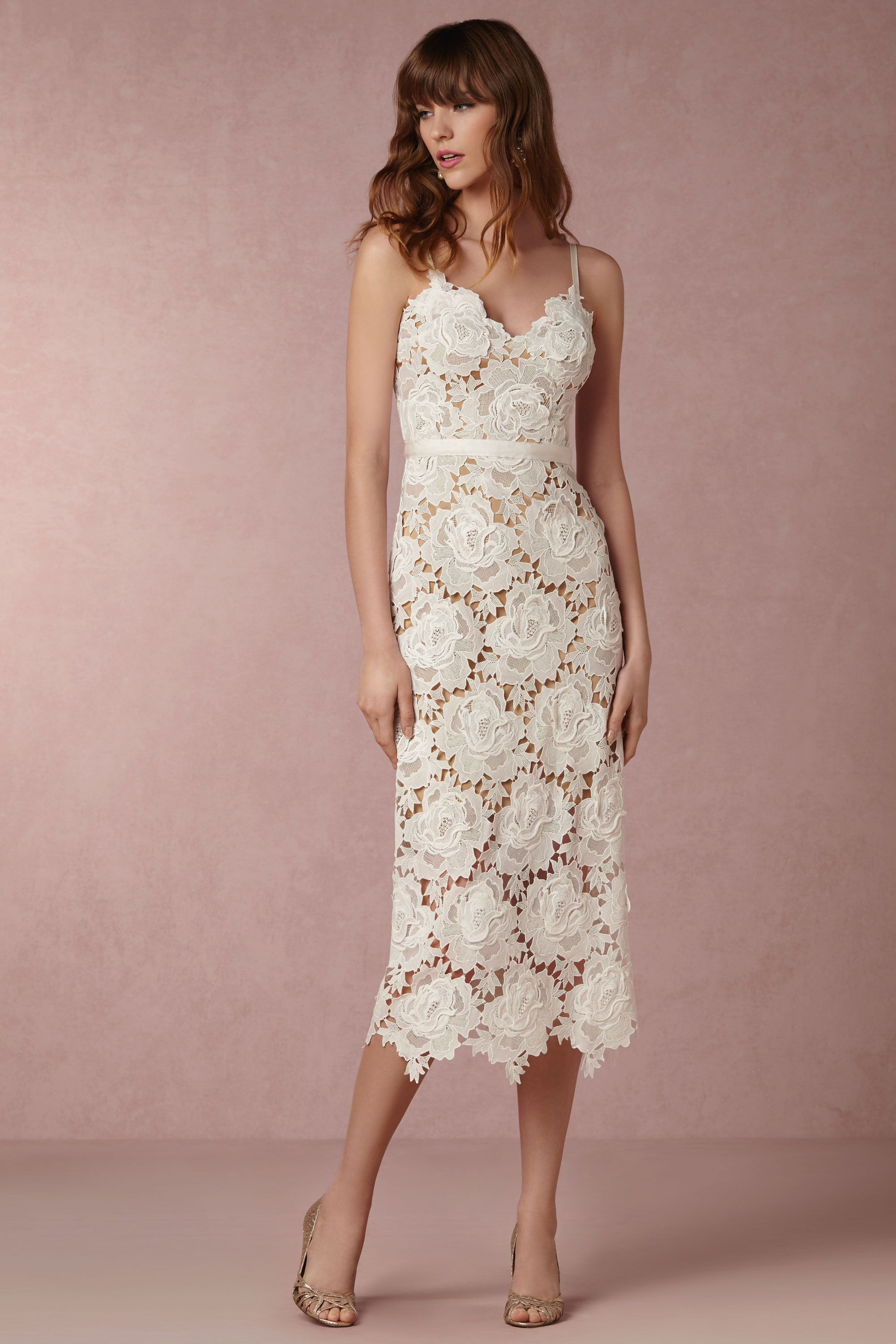 BHLDN\'s Catherine Deane Frida Dress in Ivory | Novios, Boda y ...