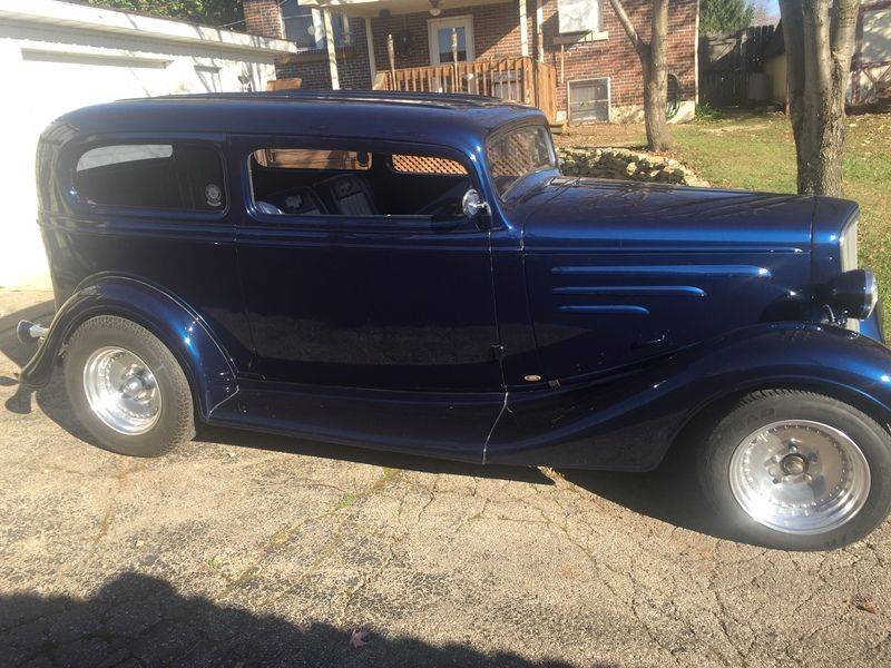 1935 Chevrolet Sedan for sale by Owner - Mabank, TX | OldCarOnline ...
