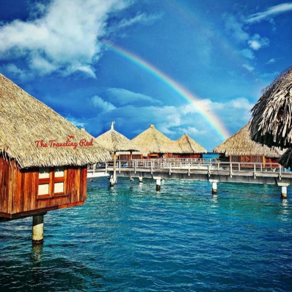 Nine Overwater Bungalows To Escape Your Winter Blues: 39 Tropical Instagram Photos To Melt Away Your Winter