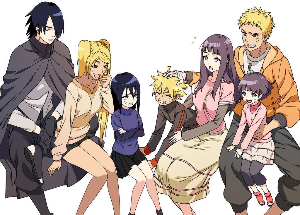 Sasuke y Naruto sex
