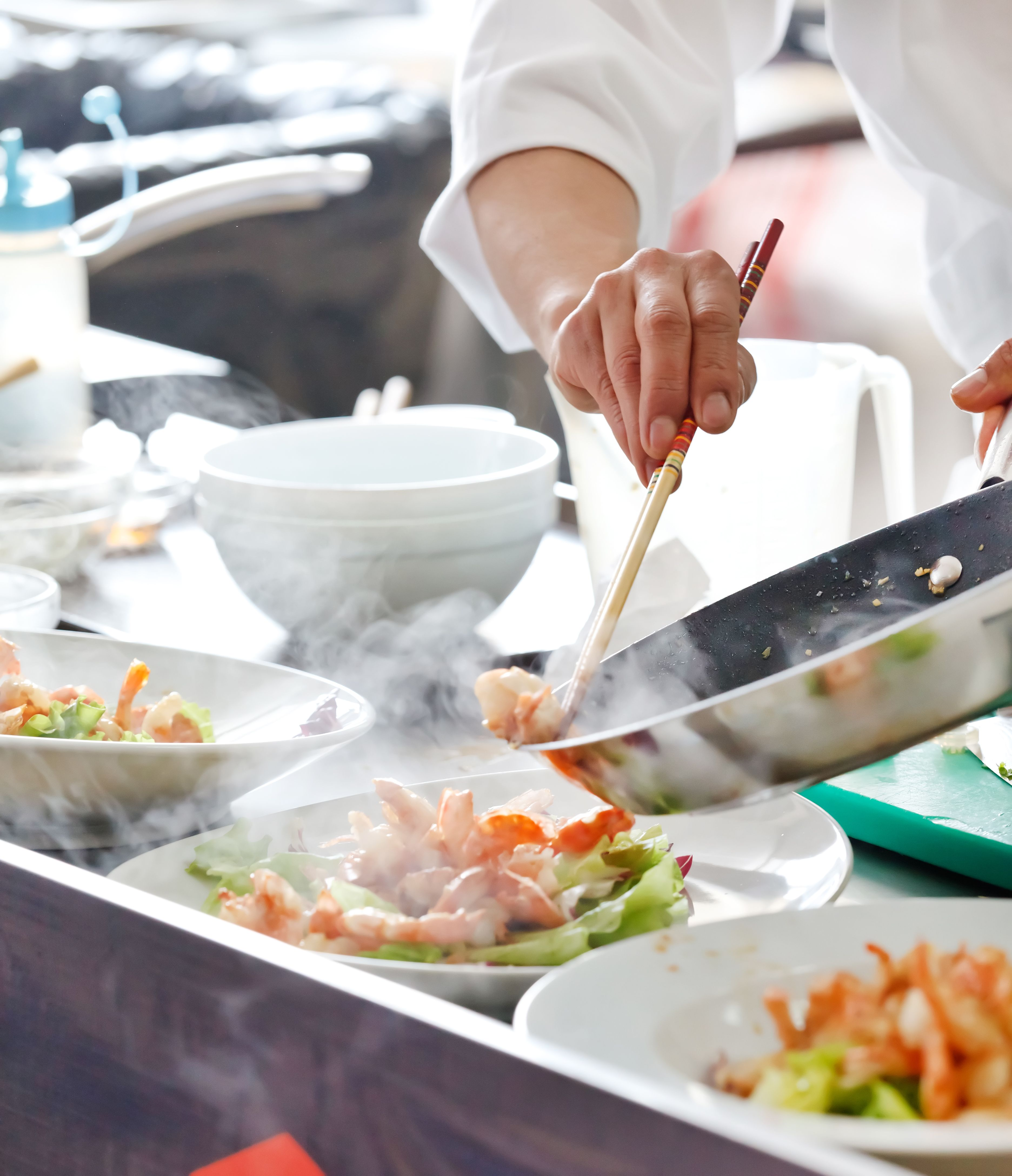 Managing the food in better ways