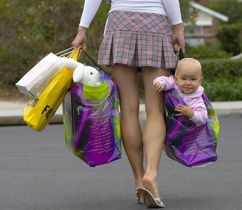 Веселые старты, картинка прикольная женщина с ребенком
