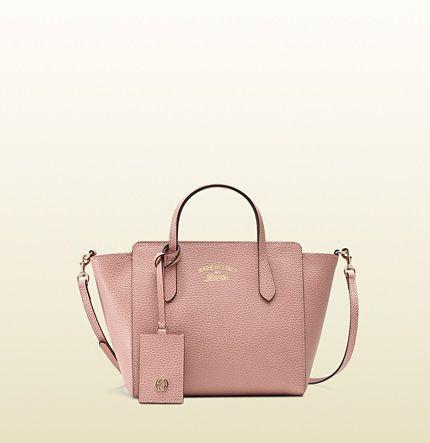 Gucci - mini borsa a mano gucci swing in pelle