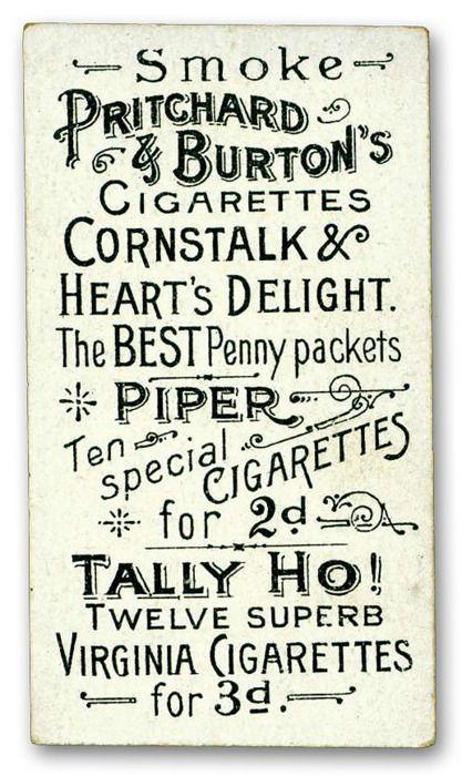 Letterology: Smoking Fine Designs