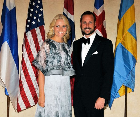 Princess Mette Marit Photos Photos 2010 American Scandinavian Foundation Gala Crown Princess Princess Gala