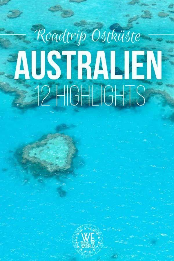 Road Trip Australien: 12 unvergessliche Highlights entlang der Ostküste