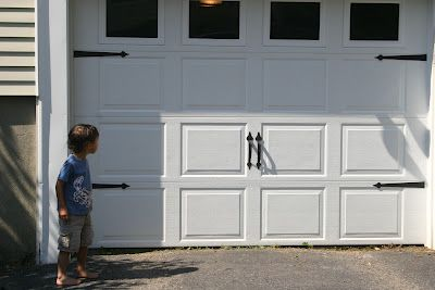 Adding Character To Your Plain Garage Doors No 29 Design Garage Doors House Design Garage