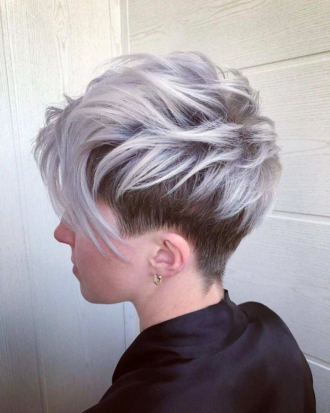 77 Pixie Cuts We Love for 2019 - Hairstyles Trends
