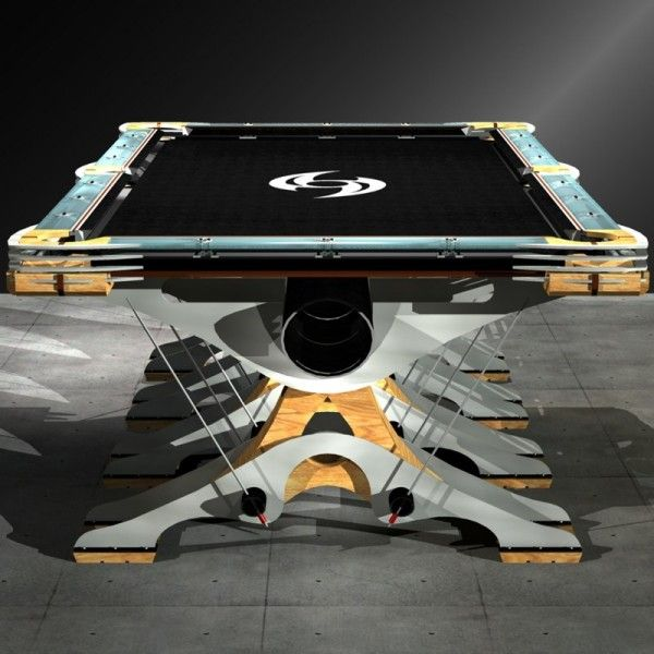 17 best images about pool tables on pinterest louis xvi game tables and pool tables blacklight designer pool table