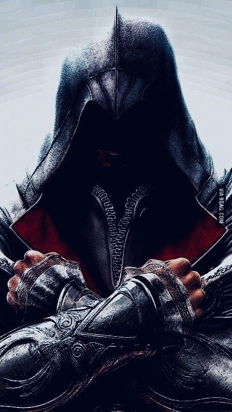 Assassins Creed Hd Phone Wallpaper Arte Assassins Creed Salto De Fe Guerreiro Espartano