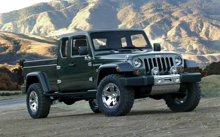 Download Wallpapers Jeep Wrangler Gladiator 2018 Cars Pickup Suvs Wrangler Jeep Besthqwallpapers Com Jeep Wrangler Pickup Wrangler Pickup Jeep Wrangler Truck